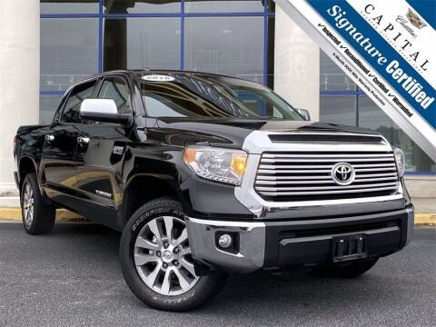 2016 Toyota Tundra for sale at Capital Cadillac of Atlanta in Smyrna GA