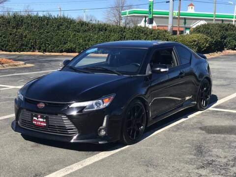 2015 Scion tC for sale at RUSH AUTO SALES in Burlington NC