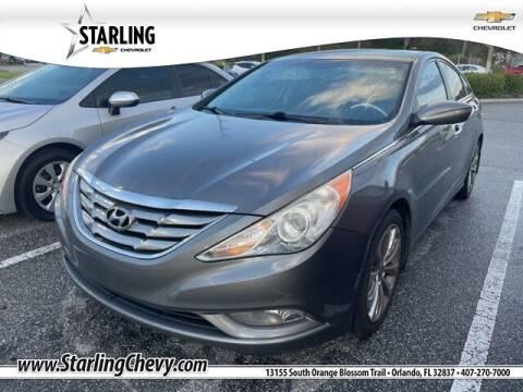 2013 Hyundai Sonata for sale at Pedro @ Starling Chevrolet in Orlando FL