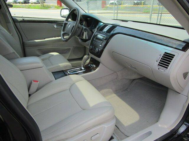 2011 Cadillac DTS Luxury Collection 4dr Sedan - Gainesville GA