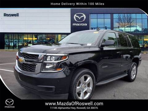 2015 Chevrolet Tahoe for sale at Mazda Of Roswell in Roswell GA