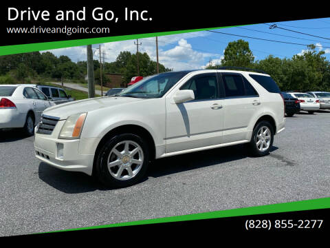 2005 Cadillac SRX for sale at Drive and Go, Inc. in Hickory NC