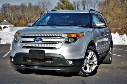 2012 Ford Explorer for sale at Speedy Automotive in Philadelphia PA