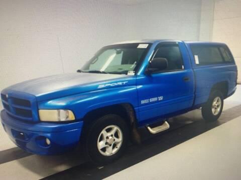 2000 Dodge Ram Pickup 1500 for sale at Poor Boyz Auto Sales in Kingman AZ