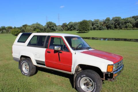 1985 Toyota 4Runner for sale at MUSCLECARDEALS.COM LLC in White Bluff TN