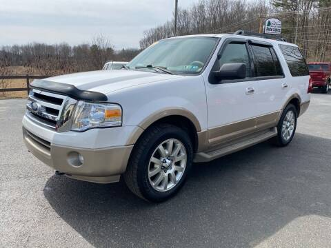 2011 Ford Expedition for sale at Pine Grove Auto Sales LLC in Russell PA