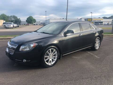 2012 Chevrolet Malibu for sale at Midway Motors in Conway AR