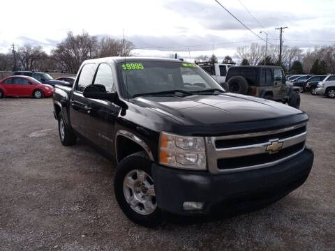 2008 Chevrolet Silverado 1500 for sale at Canyon View Auto Sales in Cedar City UT