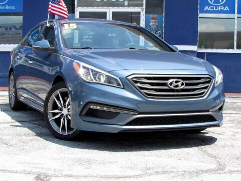 2015 Hyundai Sonata for sale at Orlando Auto Connect in Orlando FL