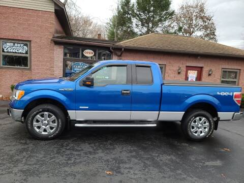 2013 Ford F-150 for sale at R C Motors in Lunenburg MA