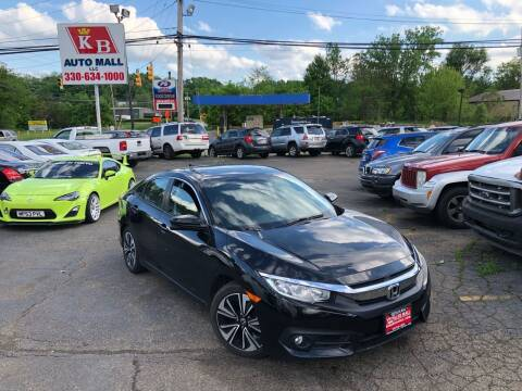 2016 Honda Civic for sale at KB Auto Mall LLC in Akron OH