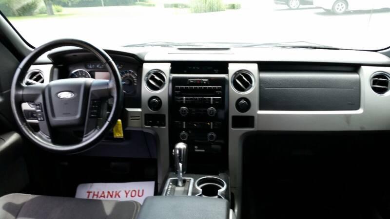 2011 Ford F-150 4x4 FX4 4dr SuperCrew Styleside 6.5 ft. SB - Greenwood AR
