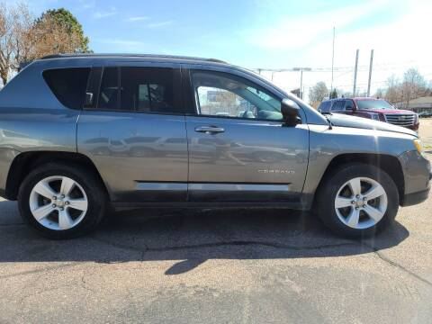 2011 Jeep Compass for sale at Geareys Auto Sales of Sioux Falls, LLC in Sioux Falls SD