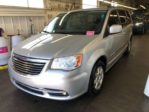 2012 Chrysler Town and Country for sale at Doug Dawson Motor Sales in Mount Sterling KY