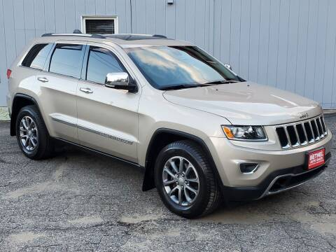 2014 Jeep Grand Cherokee for sale at Bethel Auto Sales in Bethel ME