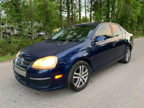 2006 Volkswagen Jetta for sale at Next Autogas Auto Sales in Jacksonville FL