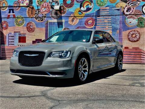 2018 Chrysler 300 for sale at Auto Click in Tucson AZ