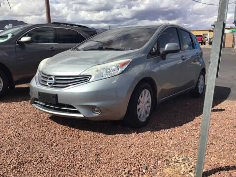 2014 Nissan Versa Note for sale at SPEND-LESS AUTO in Kingman AZ