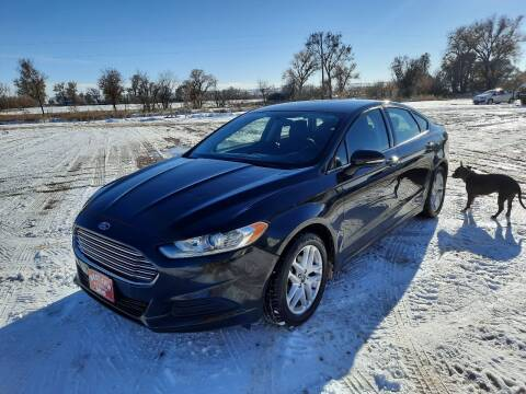 2013 Ford Fusion for sale at Best Car Sales in Rapid City SD