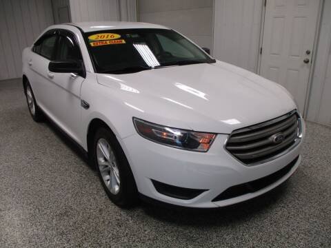 2016 Ford Taurus for sale at LaFleur Auto Sales in North Sioux City SD
