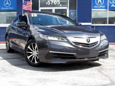 2015 Acura TLX for sale at Orlando Auto Connect in Orlando FL