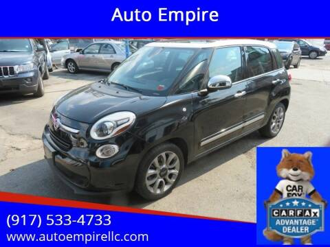 2014 FIAT 500L for sale at Auto Empire in Brooklyn NY
