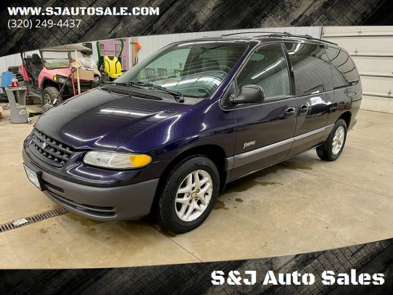 1999 Plymouth Grand Voyager for sale in South Haven, MN