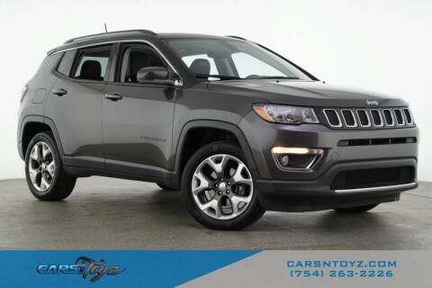 2018 Jeep Compass for sale at JumboAutoGroup.com - Carsntoyz.com in Hollywood FL