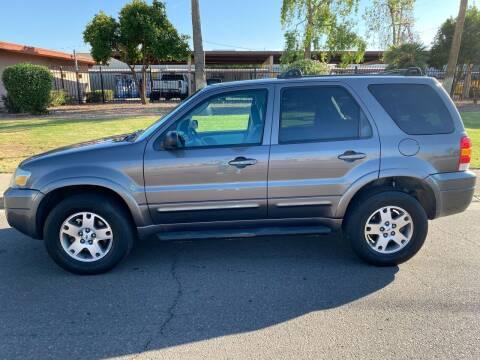 2005 Ford Escape for sale at Premier Motors AZ in Phoenix AZ