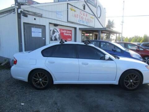 2009 Subaru Legacy for sale at G&R Auto Sales in Lynnwood WA