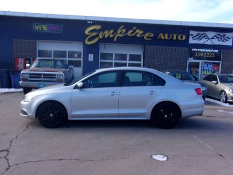 2012 Volkswagen Jetta for sale at Empire Auto Sales in Sioux Falls SD