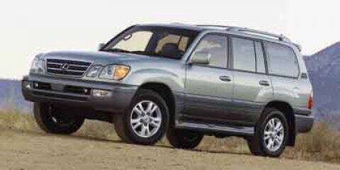 2004 Lexus LX 470 for sale at Stephen Wade Pre-Owned Supercenter in Saint George UT