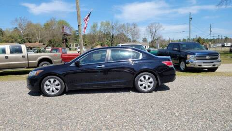 2008 Honda Accord for sale at Joye & Company INC, in Augusta GA