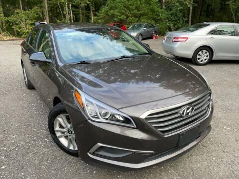 2016 Hyundai Sonata for sale at High Rated Auto Company in Abingdon MD