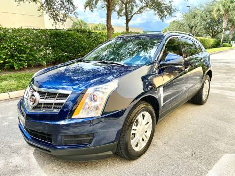 2010 Cadillac SRX for sale at DENMARK AUTO BROKERS in Riviera Beach FL