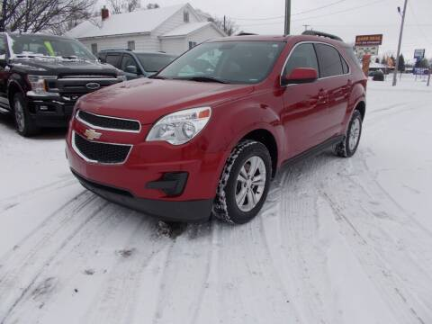 2013 Chevrolet Equinox for sale at Jenison Auto Sales in Jenison MI