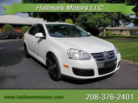 2010 Volkswagen Jetta for sale at HALLMARK MOTORS LLC in Boise ID