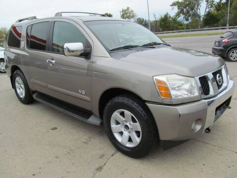 2006 Nissan Armada for sale at HarrogateAuto.com in Harrogate TN