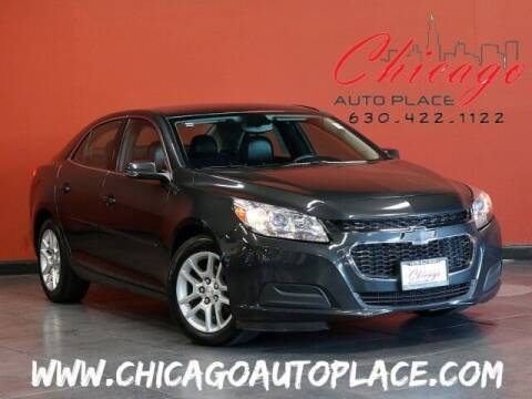 2016 Chevrolet Malibu Limited for sale at Chicago Auto Place in Bensenville IL