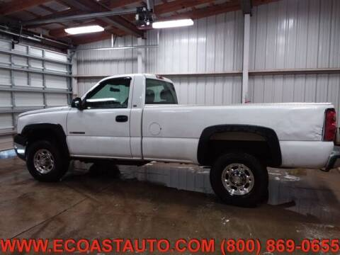 2004 Chevrolet Silverado 2500HD for sale at East Coast Auto Source Inc. in Bedford VA
