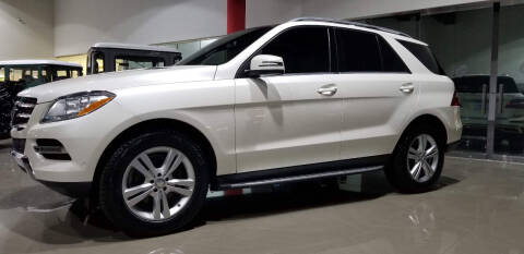 2013 Mercedes-Benz M-Class for sale at Prestige USA Auto Group in Miami FL