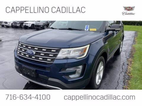 2017 Ford Explorer for sale at Cappellino Cadillac in Williamsville NY