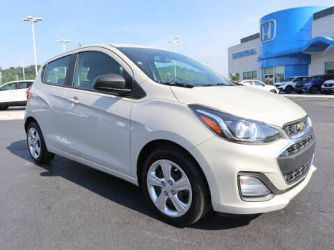 2020 Chevrolet Spark for sale at RUSTY WALLACE HONDA in Knoxville TN