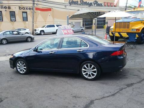 2007 Acura TSX for sale at Drive Deleon in Yonkers NY