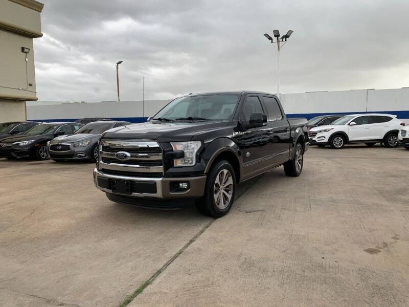2015 Ford F-150 4x2 King Ranch 4dr SuperCrew 5.5 ft. SB - Houston TX