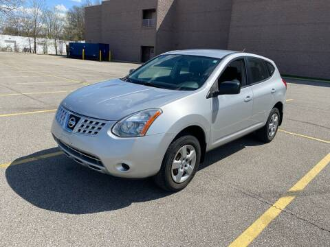 2009 Nissan Rogue for sale at JE Autoworks LLC in Willoughby OH