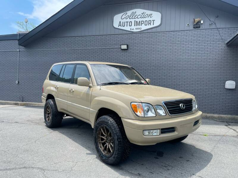 2002 Lexus LX 470 for sale at Collection Auto Import in Charlotte NC