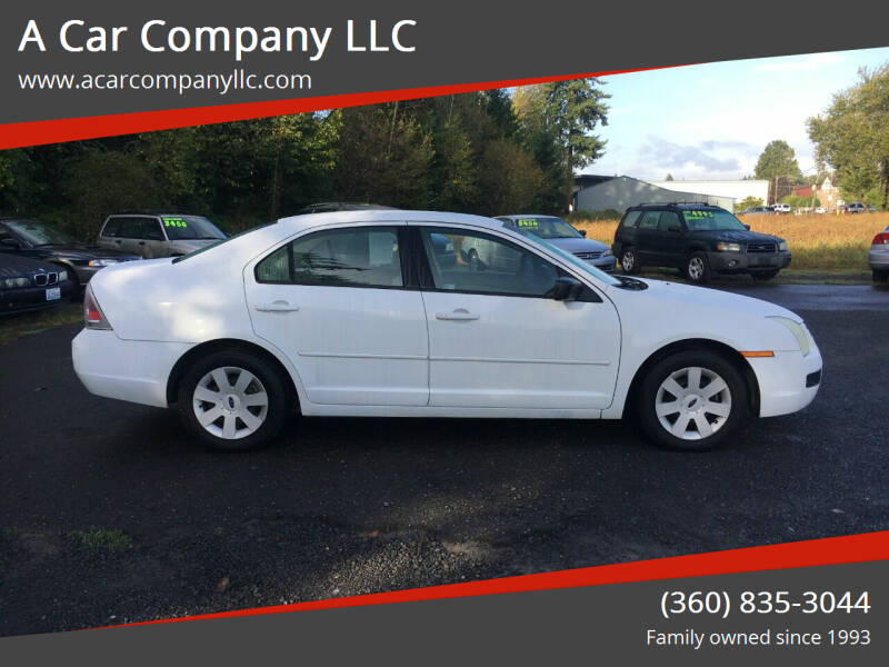 2006 Ford Fusion for sale at A Car Company LLC in Washougal WA
