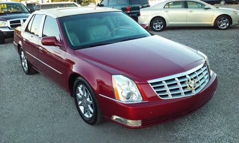 2011 Cadillac DTS for sale at Pinellas Auto Brokers in Saint Petersburg FL