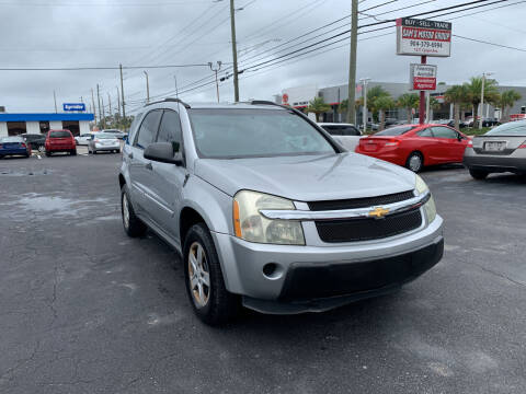 2006 Chevrolet Equinox for sale at Sam's Motor Group in Jacksonville FL